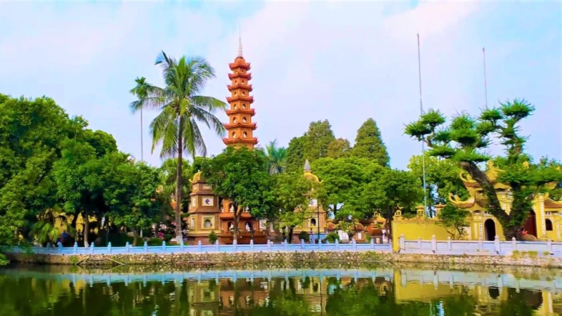 Tran Quoc Pagoda - a must-see religious site