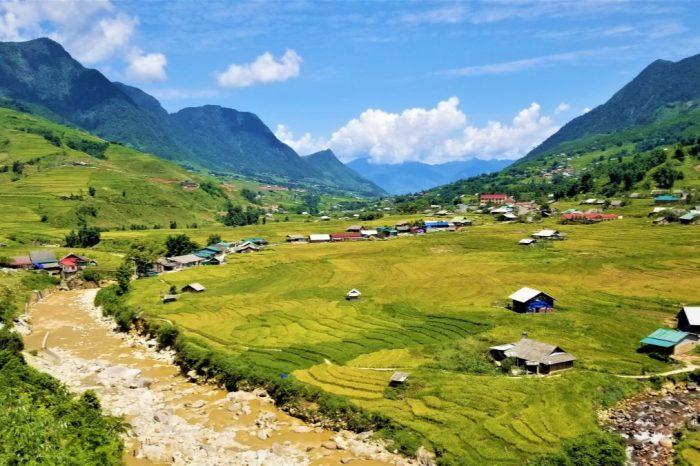 Sapa Trip: explore great terraces and mountainous life